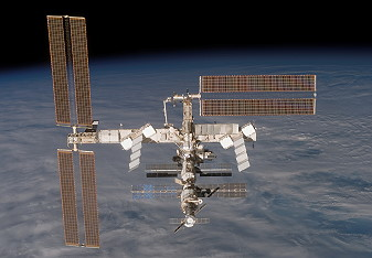 ISS after STS-116