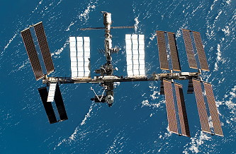 ISS after STS-123