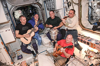 Concert in Space