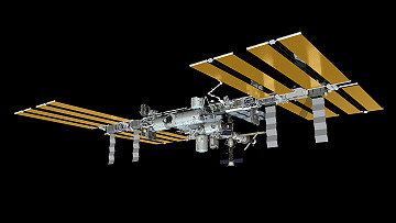 ISS as of November 01, 2013