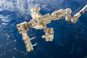 Dextre with Rapdscat