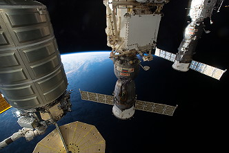 Cygnus - Soyuz - Progress
