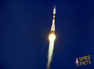 Soyuz 16 launch