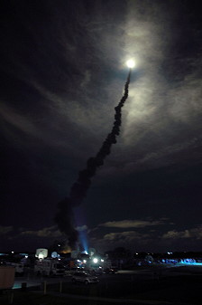 STS-116 launch