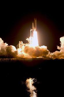 STS-123 launch