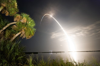 STS-128 launch
