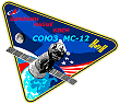 Patch Soyuz MS-12