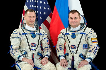 Crew ISS-55 (backup)