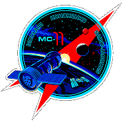 Patch Sojus MS-11